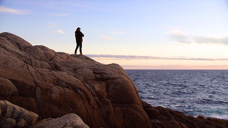 Rich - Cliff Lookout